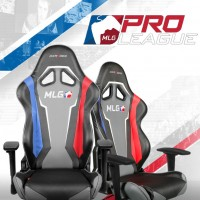 Кресло геймерское Dxracer Racing OH/RE112/MLG